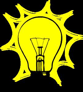 Bulb Lamp Clip Art-Bulb Lamp Clip Art-0