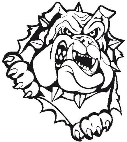 Bull dog clipart 7 brown bulldog logo cl-Bull dog clipart 7 brown bulldog logo clipartcow-9