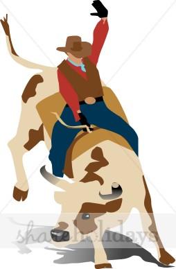 Bull Rider Clipart-Bull Rider Clipart-2