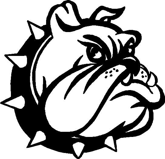 Bulldog Clip Art-Bulldog Clip Art-2