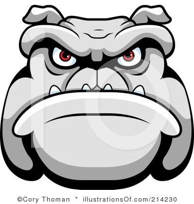 Bulldog Clip Art-Bulldog Clip Art-18