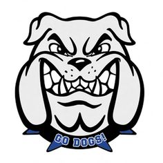 bulldog mascot clipart-bulldog mascot clipart-3