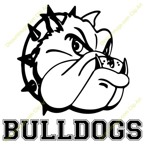 Bulldog CLIP ART   Download Vector About-bulldog CLIP ART   Download vector about bulldog clipart item 3 , vector-magz.-7