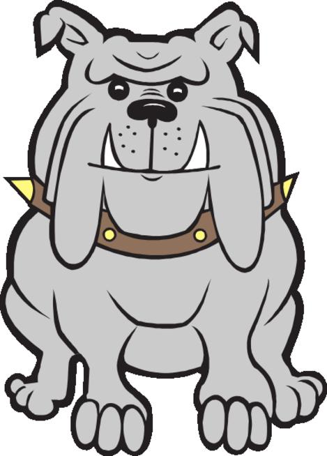 Bulldog clipart bay 2 - Bulldog Clip Art