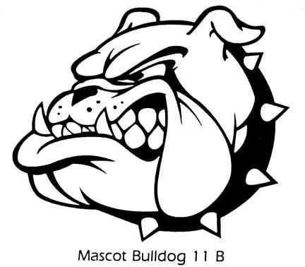 Bulldog Drawings Mascot Sketch Coloring -Bulldog Drawings Mascot Sketch Coloring Page. marines clipart ...-14