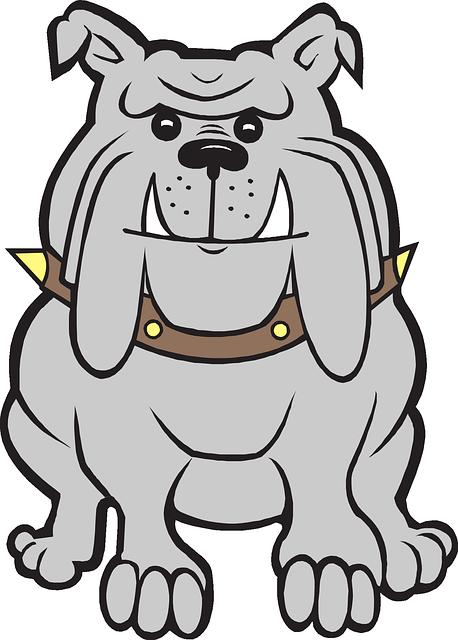 Bulldog free to use clip art-Bulldog free to use clip art-5