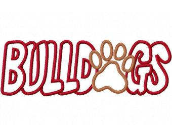 Bulldog Paw Print Free Clipart-bulldog paw print free clipart-12