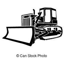 Bulldozer Clip Art ...