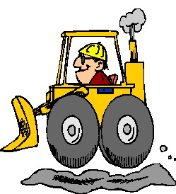 Bulldozer Clipart