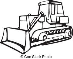 Bulldozer Clipartby xendim14/893; Earth Moving Vehicles