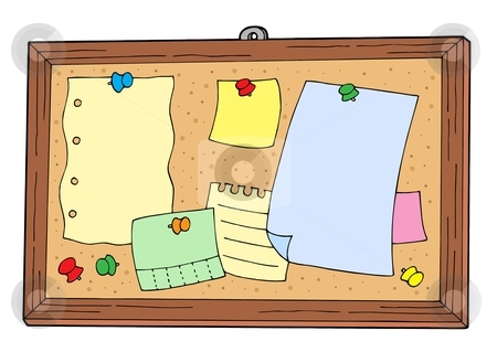 Bulletin Board Clipart-Bulletin Board Clipart-6