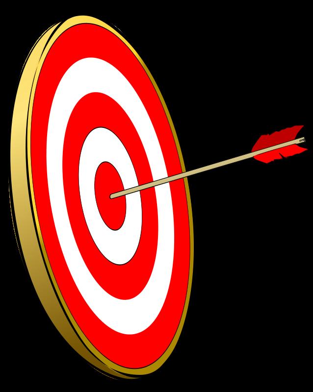 Bullseye Clipart Free