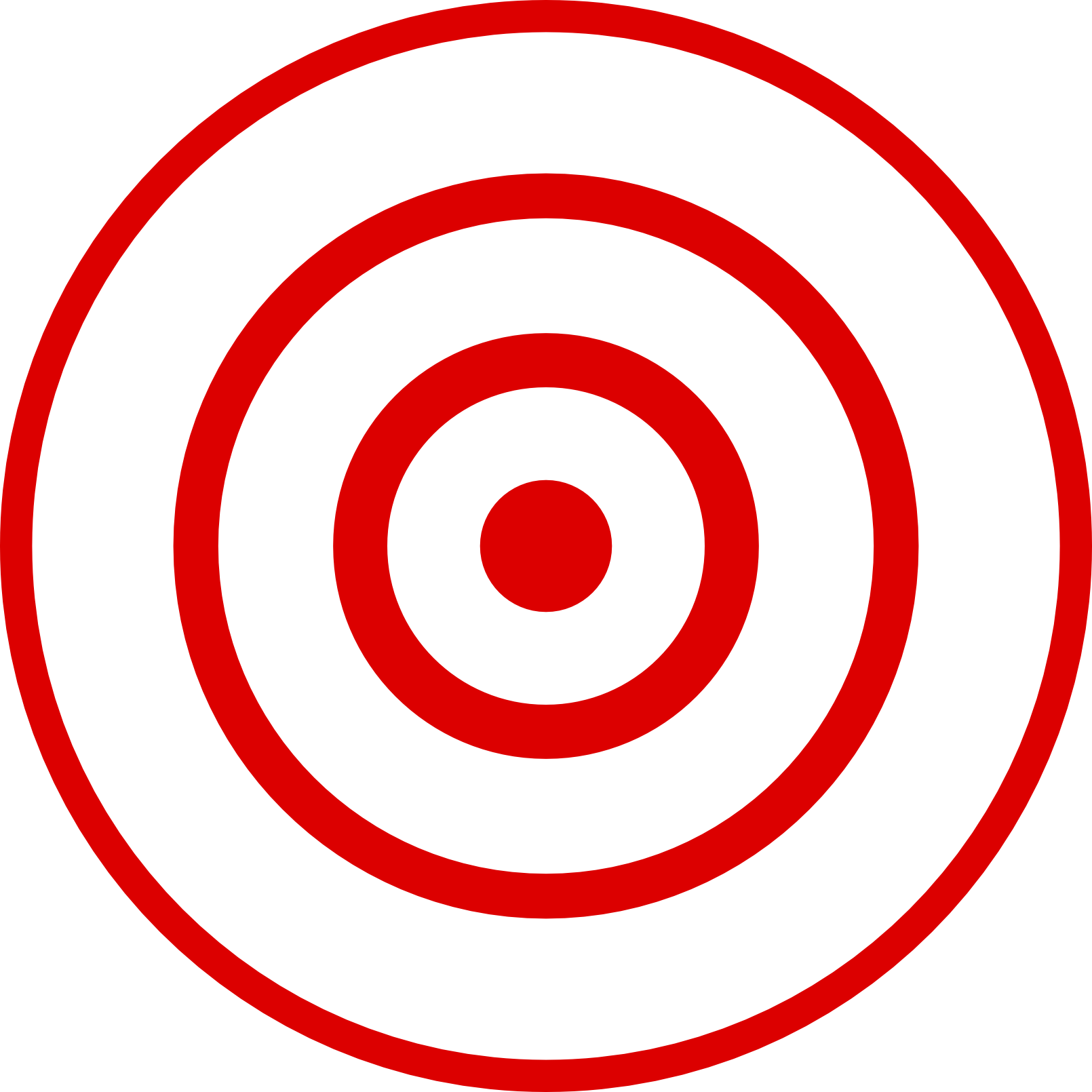 ... Bullseye Clipart - clipartall ...