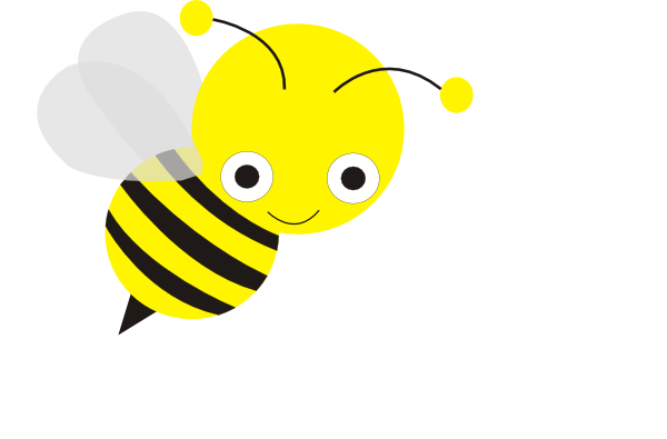 Bumble bee bee clip art 2 clipartwiz clipartall