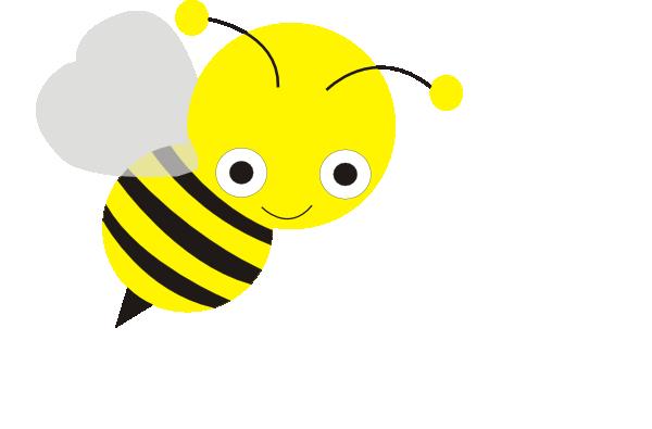 Bumble bee bee clip art 2 clipartwiz clipartall