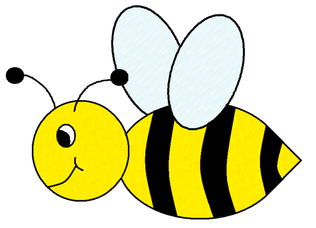 Bumble Bee Clip Art Animals-Bumble Bee Clip Art Animals-6