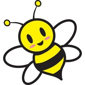 bumble bee clipart-bumble bee clipart-7
