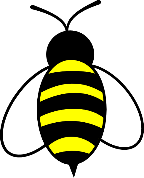 Bumble bee vector bee clipart 3 clipartcow 2