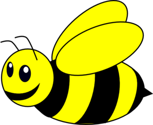 Bumble bee vector bee clipart 3 clipartcow