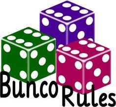 Bunco Winners, Bunco Dates .-Bunco Winners, Bunco Dates .-13