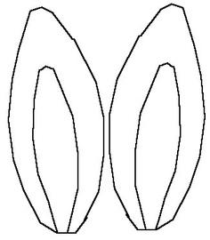 ... Bunny Ears Headband Clip Art - ClipArt Best ...