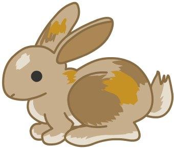 Bunny Rabbit Clip Art u0026amp; Bunny Rabbit Clip Art Clip Art Images .