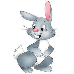 Bunny Rabbit Clip Art