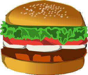 Burger Clip Art-Burger Clip Art-1