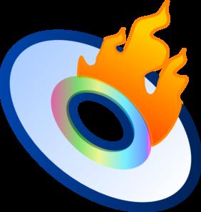 Burn Cd Clip Art
