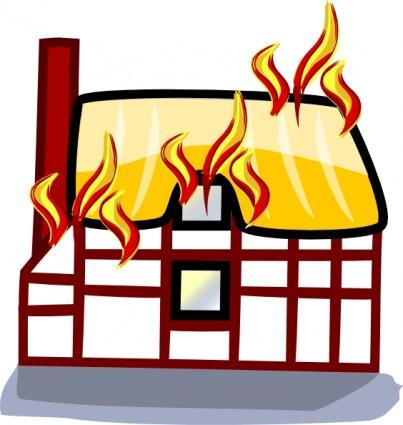 Burn Clipart: Burning Heart-Burn clipart: Burning Heart-2