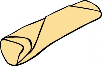 Burrito Clip Art