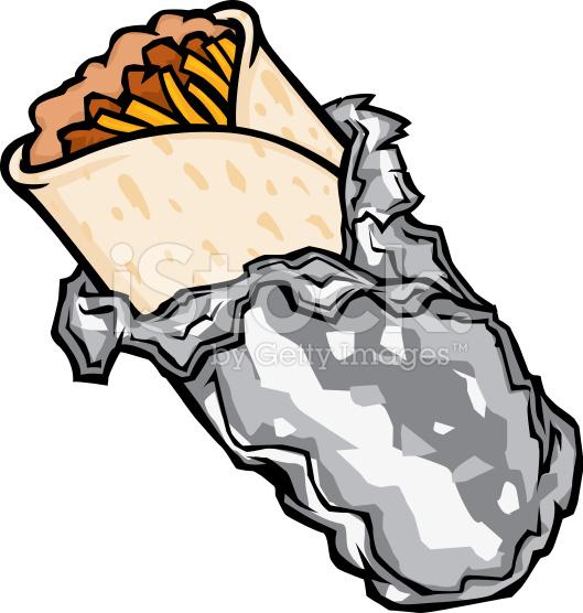 Burrito Clip Art - ClipArt Best