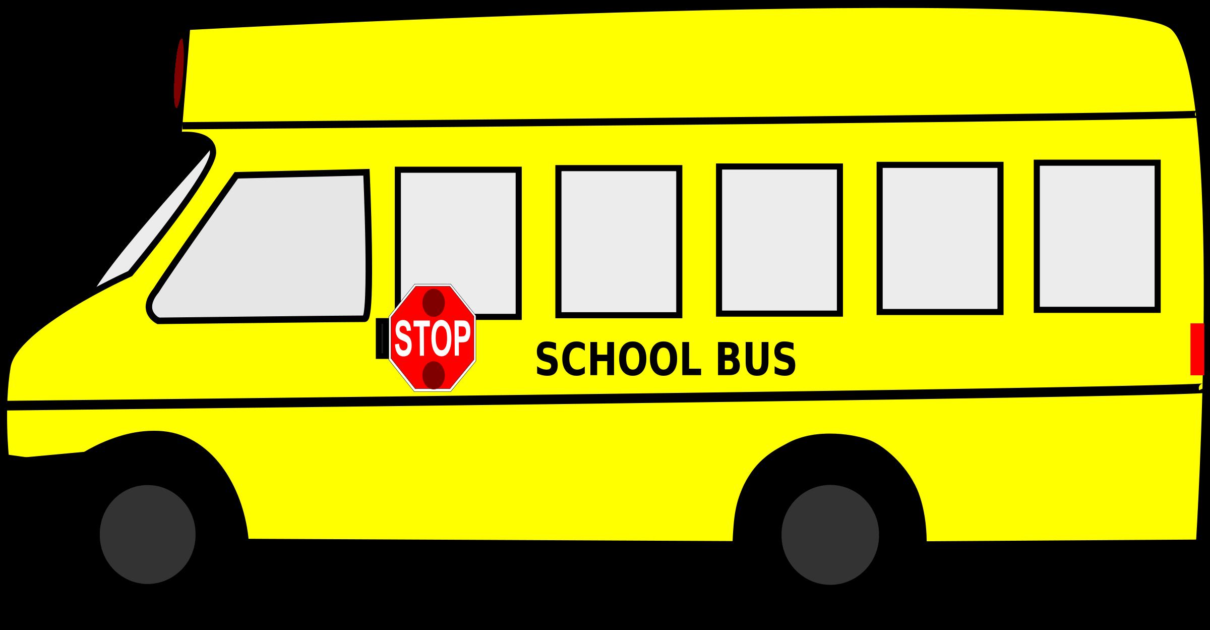 Bus Clip Art - Clipart School Bus