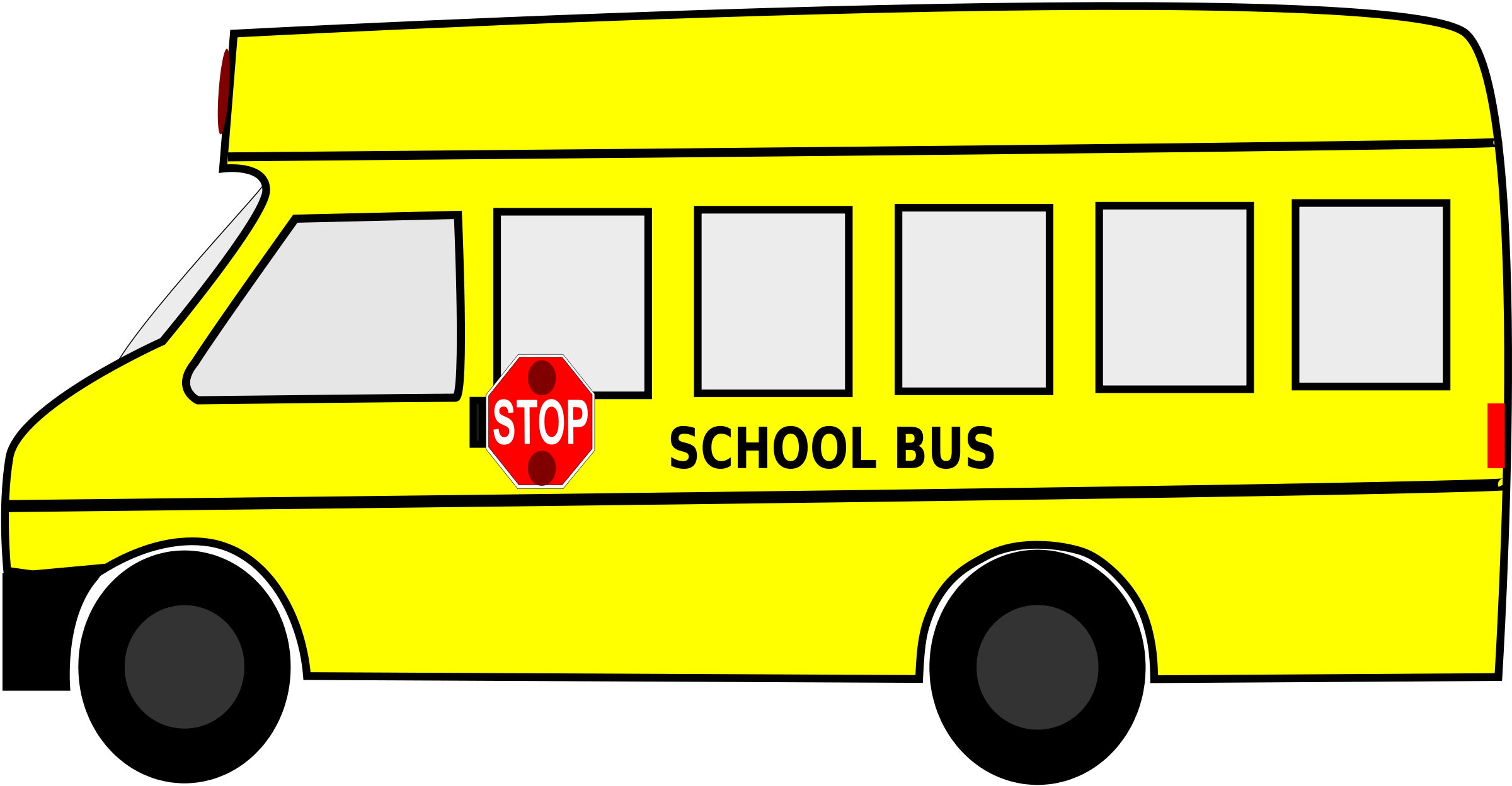 Bus Clip Art-Bus Clip Art-6