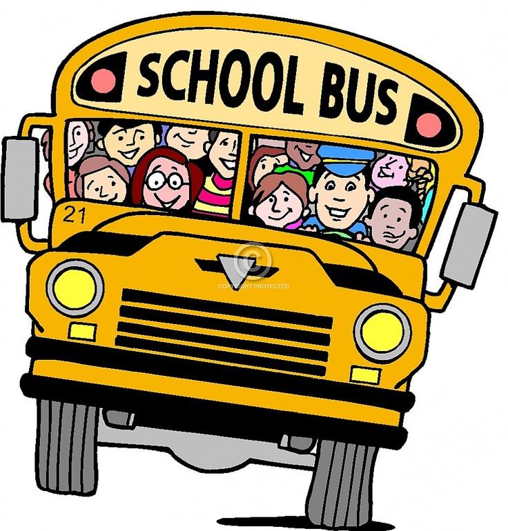 Bus Clip Art-Bus Clip Art-7