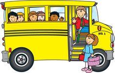 Bus Clip Art On School Buses .-Bus clip art on school buses .-8