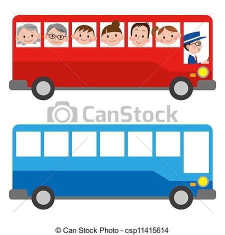 The bus Stock Illustrations. 3,930 The bus clip art images and royalty free  illustrations available to search from thousands of EPS vector clipart and  stock ClipartLook.com