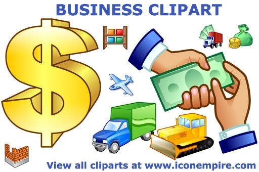 Business Clipart 1.0 Full .