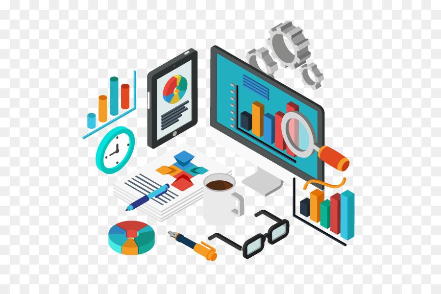 Responsive web design Web development Isometric projection - business  clipart