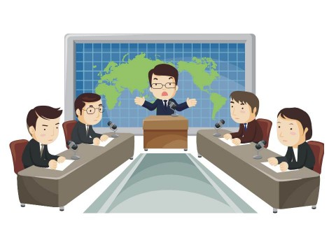 Business Meeting Clipart Clipart Business Meeting