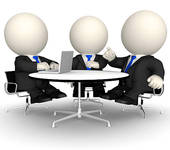 Business Meeting Illustrations And Clipart 18941 Business Meeting