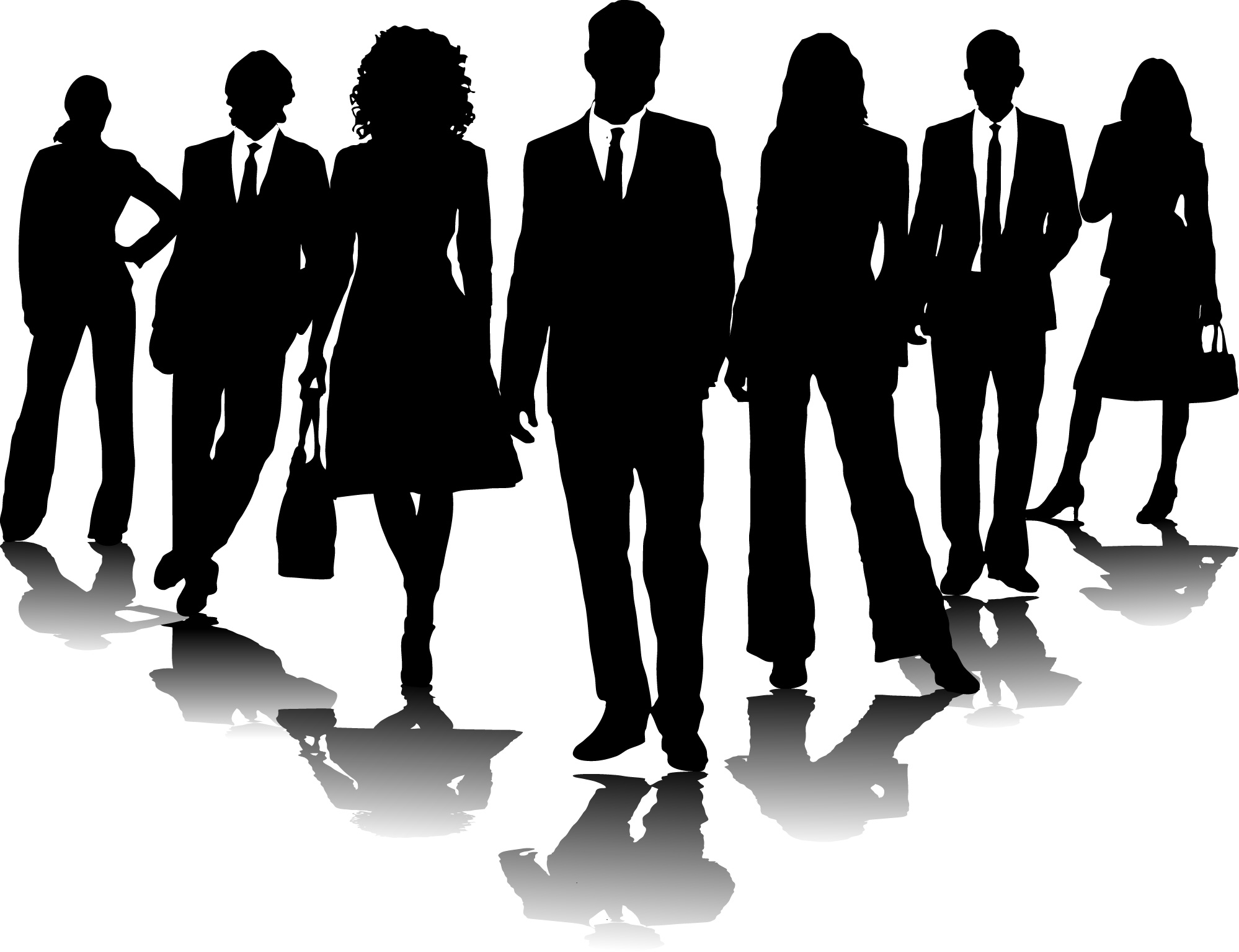 Business people clipart free clipart images 2