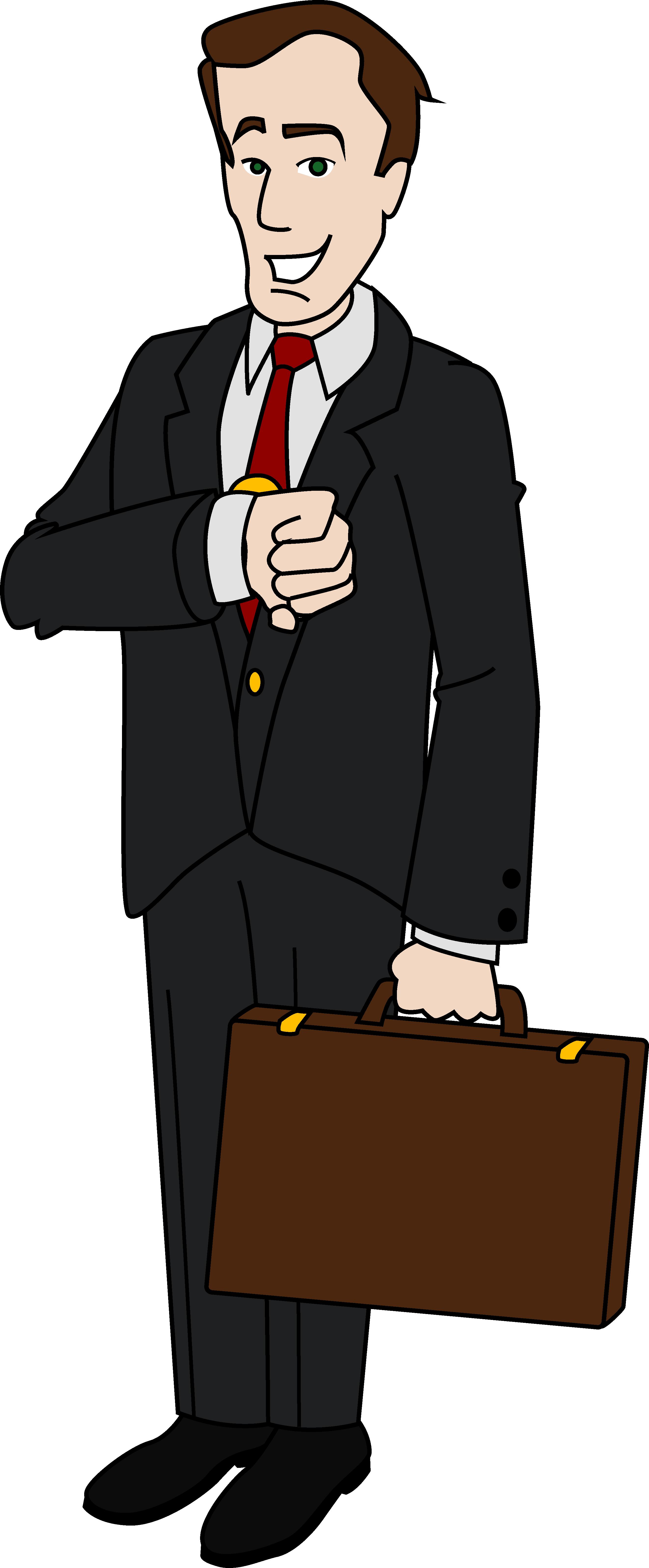businessman clipart-businessman clipart-1