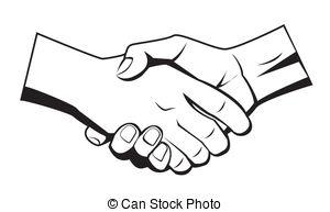 Businessman shake hand Clipartby pangeran0/163; hand shake