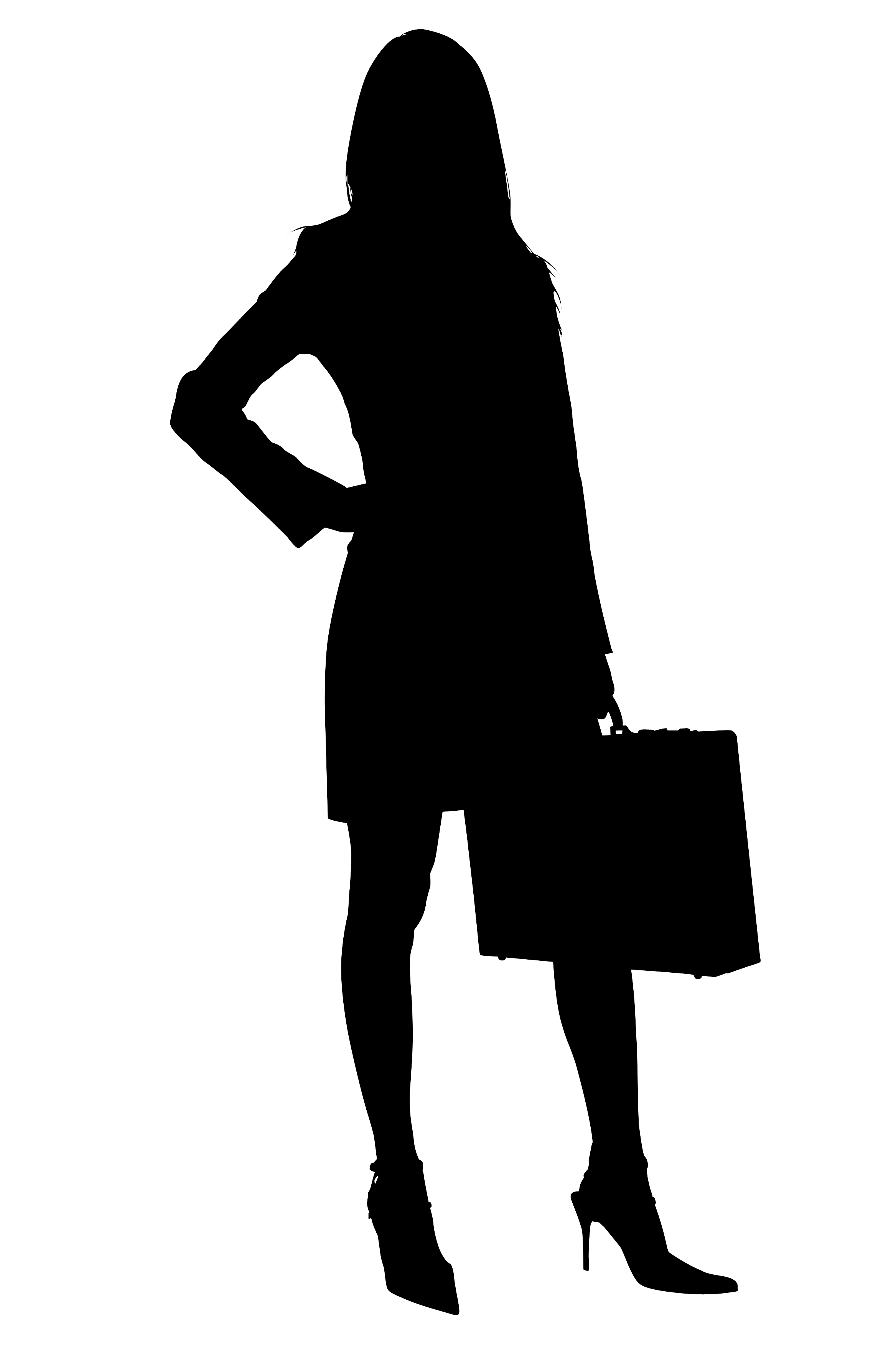 Businesswoman Clipart Png