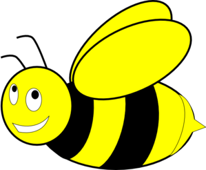 busy bee clipart-busy bee clipart-1
