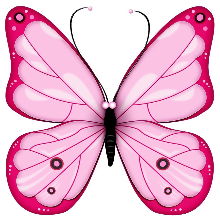 Butterfly Images Clip Art
