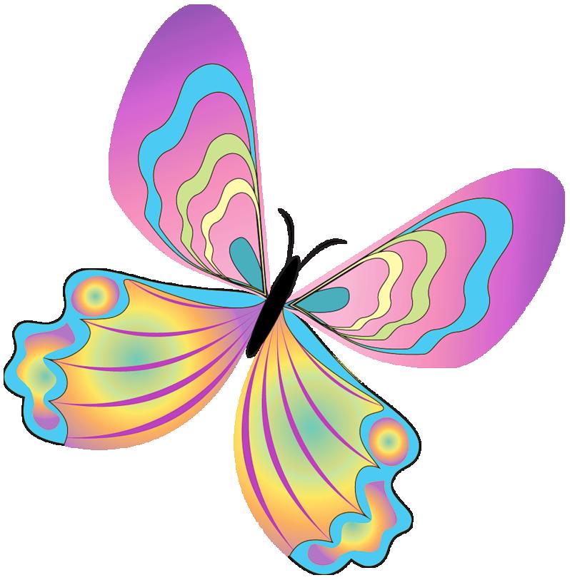Butterflies Butterfly Images Clip Art Fr-Butterflies butterfly images clip art free clipartall-3