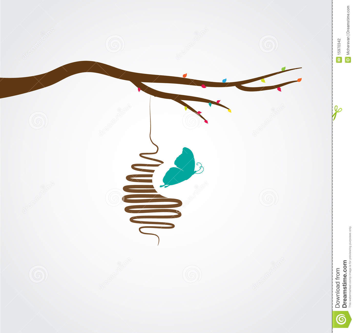Cocoon Clipart