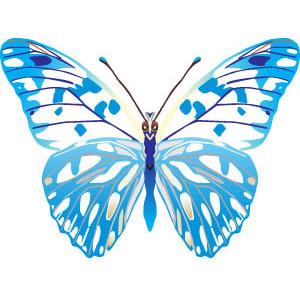 Butterflies Free Clip Art